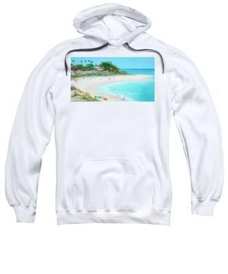 San Clemente Beach California Sweatshirt