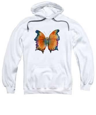 1 Wizard Butterfly Sweatshirt