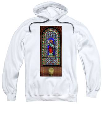 Saint Anne's Windows Sweatshirt