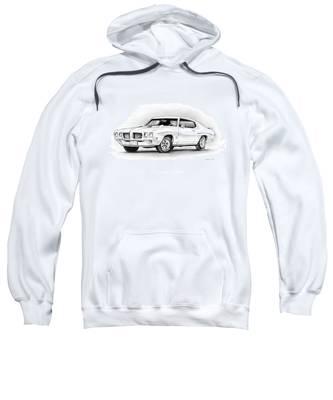 1970 Pontiac Gto Judge Sweatshirt