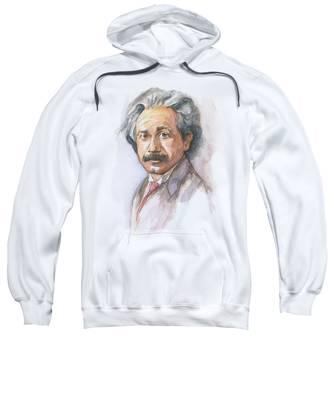 Albert Einstein Hooded Sweatshirts T-Shirts