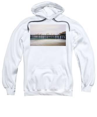 All Quiet On Redondo Pier Sweatshirt