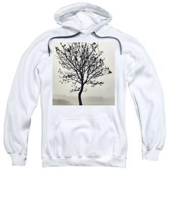 Tree Hooded Sweatshirts T-Shirts