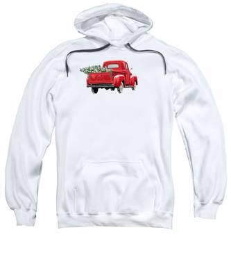 Road Hooded Sweatshirts T-Shirts