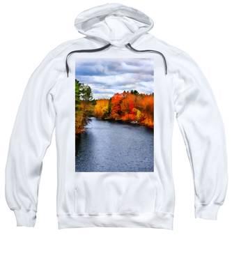 Autumn Channel Sweatshirt