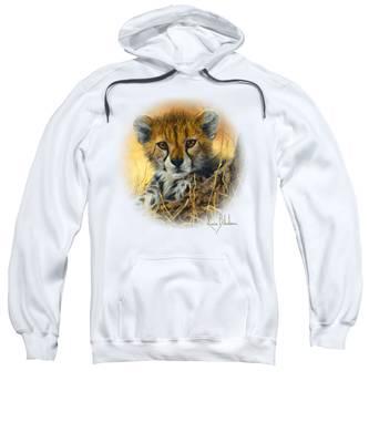 Baby Cheetah  Sweatshirt