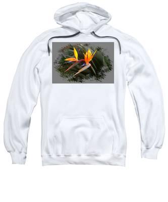 Birds Of Paradise Sweatshirt