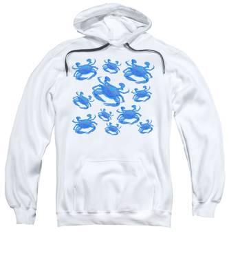 Blue Crabs Sweatshirt