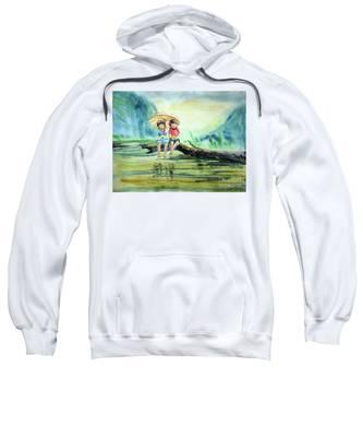 Childhood Joys Sweatshirt