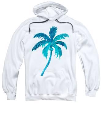 Coconut Palm Tree Sweatshirt
