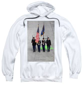 Color Guard Sweatshirt