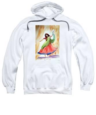 Dance Of Abandon Sweatshirt