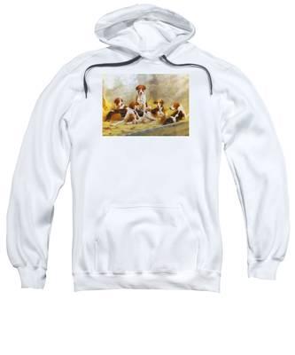 Fox Hounds Sweatshirt
