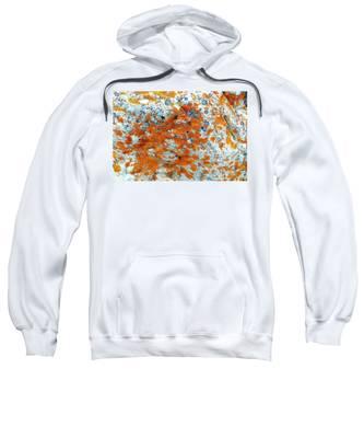 Golden Lichen Sweatshirt