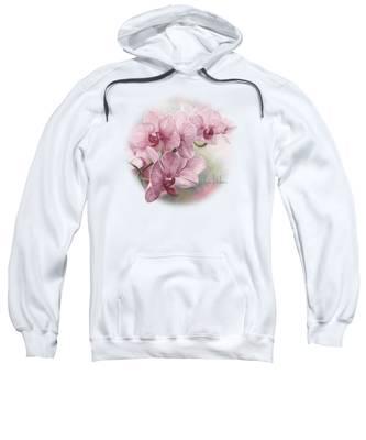 Graceful Orchids Sweatshirt