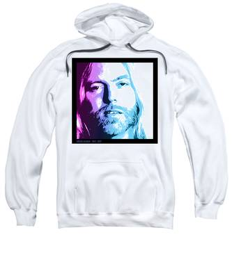 Gregg Allman 1947 2017 Sweatshirt