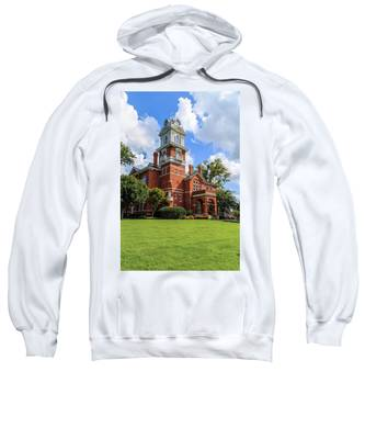 Gwinnett County Historic Courthouse Sweatshirt