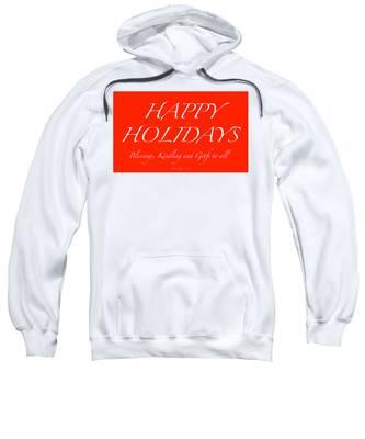 Happy Holidays - Day 1 Sweatshirt