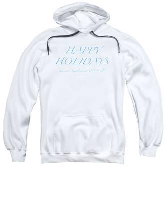 Happy Holidays - Day 2 Sweatshirt