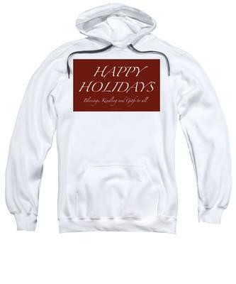 Happy Holidays - Day 6 Sweatshirt