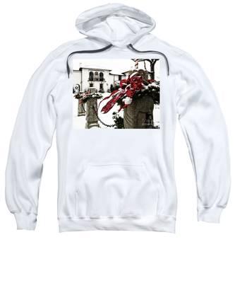 Holiday Home Sweatshirt