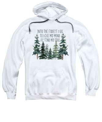 Greenery Hooded Sweatshirts T-Shirts