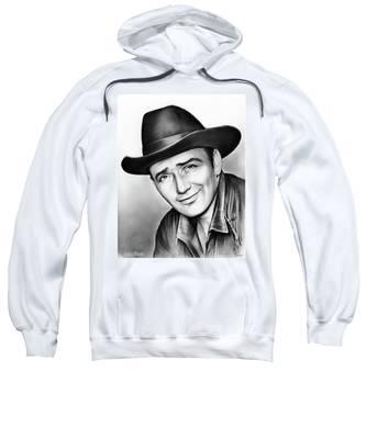 James Drury Sweatshirt