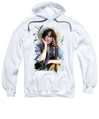 Paul Mccartney Beatles Hooded Sweatshirts T-Shirts
