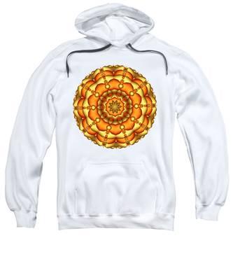 Layers Of Gold Sweatshirt