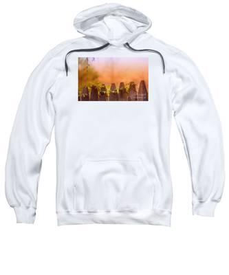 Look Beyond The Boundary Sweatshirt