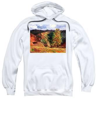 Loose Landscape Sweatshirt