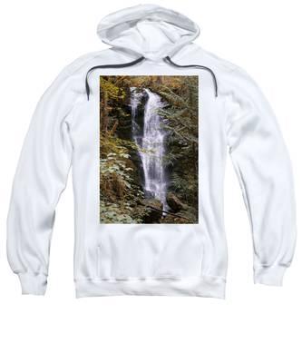 Magical Falls Quinault Rain Forest Sweatshirt