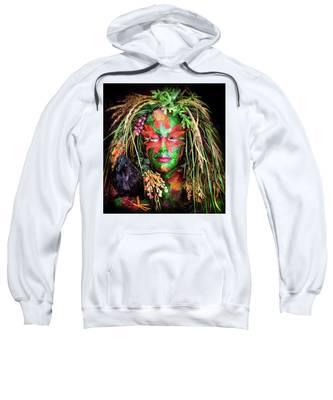 Maiden Of Earth Sweatshirt