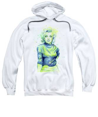 Marilyn Monroe Hooded Sweatshirts T-Shirts