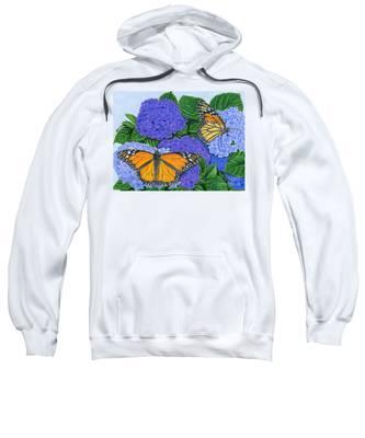 Shabby Chic Hooded Sweatshirts T-Shirts