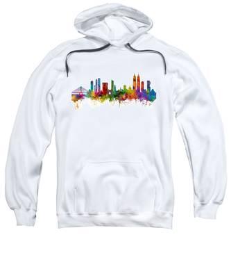 Mumbai Skyline India Bombay Sweatshirt