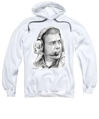 Nick Saban Sweatshirt