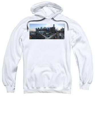 City Hooded Sweatshirts T-Shirts