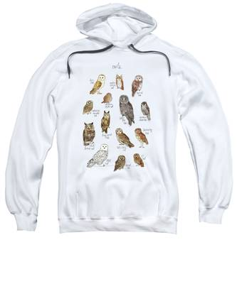 Boreal Forests Hooded Sweatshirts T-Shirts