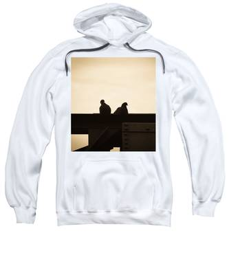 Pigeon And Steel Sweatshirt