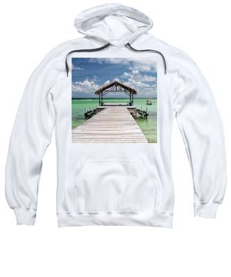 Waves Hooded Sweatshirts T-Shirts