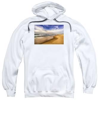 Quiet Reflections Of Hermosa Sweatshirt