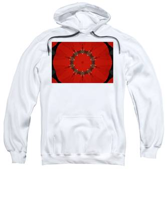Royal Red Sweatshirt