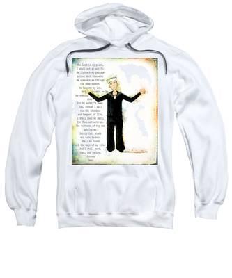 Sailor's Prayer Sweatshirt