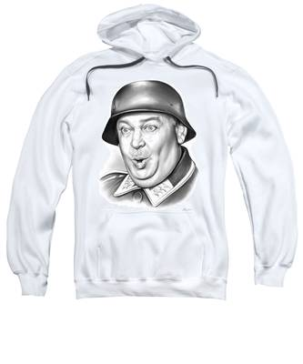 Sgt Schultz Sweatshirt