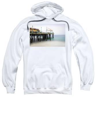 Softly On The Pier Sweatshirt