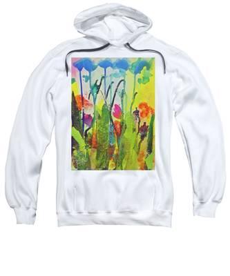 Spring Flowers Sweatshirt