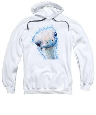 T-shirt With Emu Design Sweatshirt
