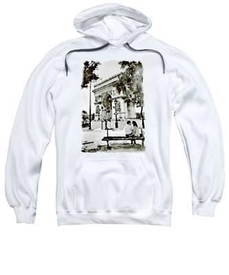 Arch Hooded Sweatshirts T-Shirts