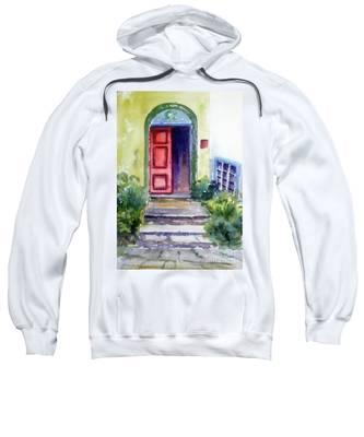 The Red Door Sweatshirt